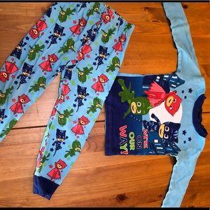 Other - PJ Masks blue pajama set